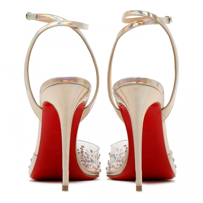 CHRISTIAN LOUBOUTIN Multicolor Spikaqueen Sandals 3210015 5