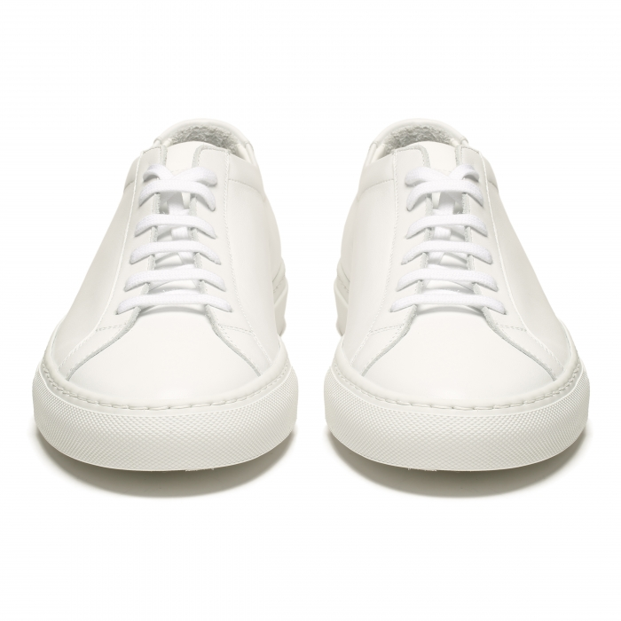 COMMON PROJECTS White Low Original Achilles Sneakers 1528 5