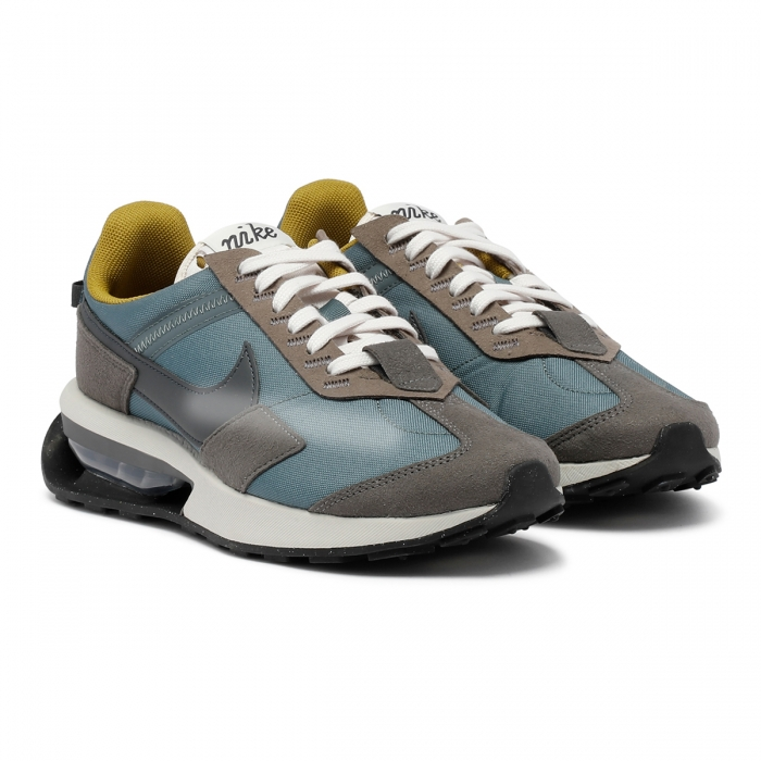 NIKE Gray Air Max Pre-day Sneakers DC5330 6