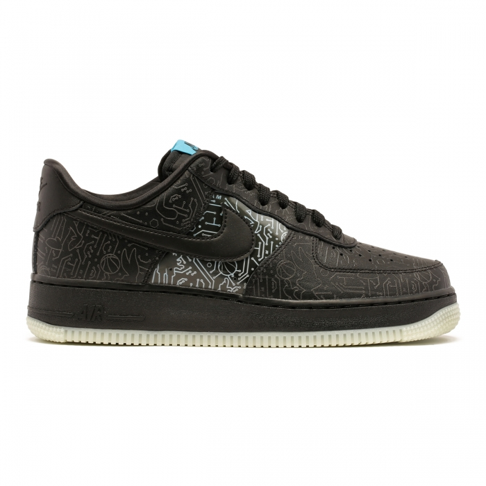 NIKE Air Force 1 07 Space Jam Shoes DH5354 2