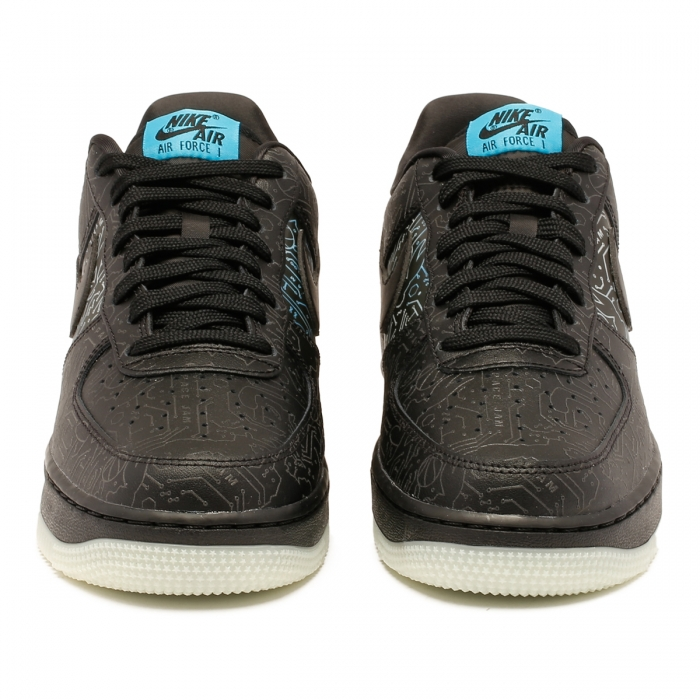 NIKE Air Force 1 07 Space Jam Shoes DH5354 3