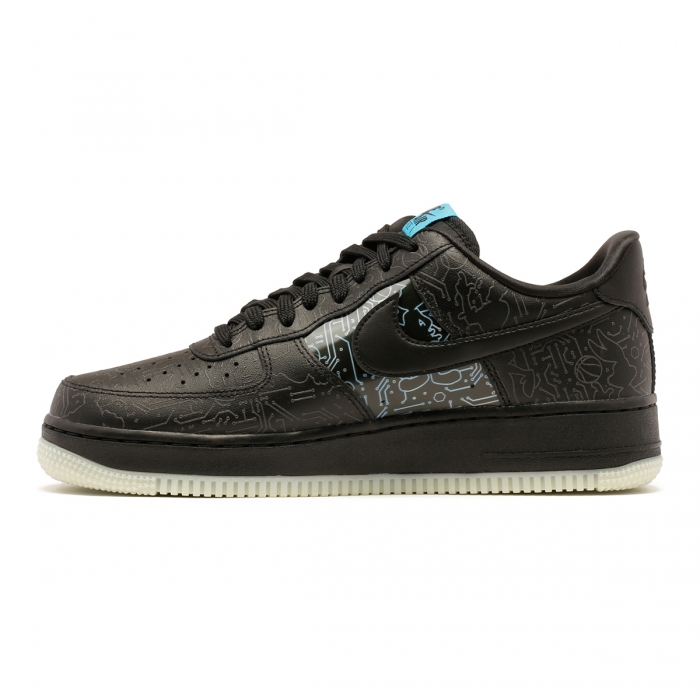NIKE Air Force 1 07 Space Jam Shoes DH5354 4