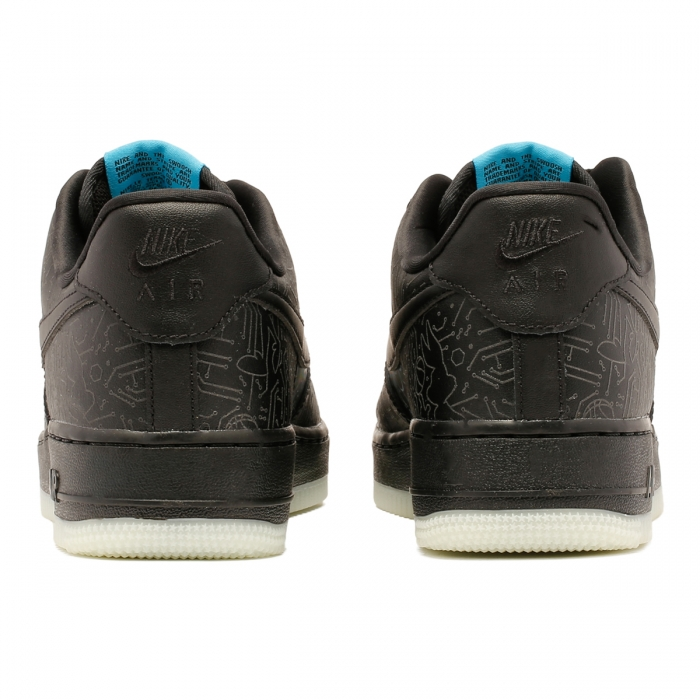 NIKE Air Force 1 07 Space Jam Shoes DH5354 5