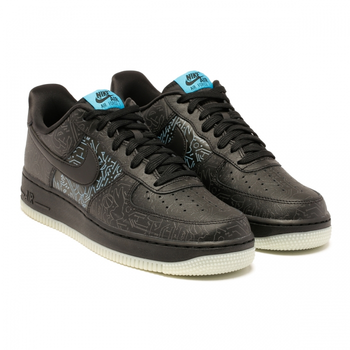NIKE Air Force 1 07 Space Jam Shoes DH5354 6