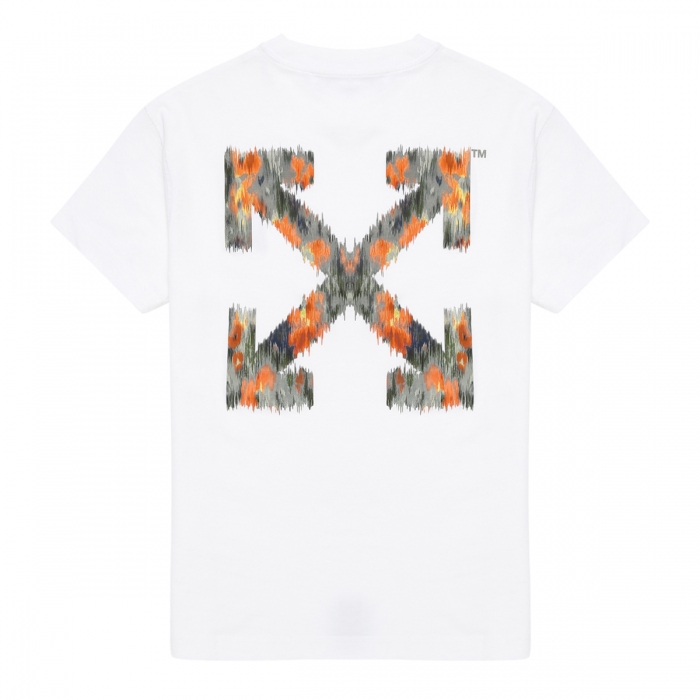 OFF-WHITE™ Chine Arrows Printed T-Shirt OWAA089F21JER001 2