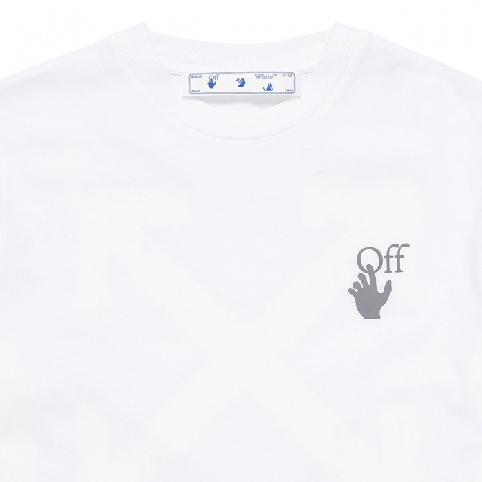 OFF-WHITE™ Chine Arrows Printed T-Shirt OWAA089F21JER001 3