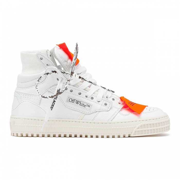 OFF-WHITE™ Off-Court 3.0 Lace-up Sneakers OWIA112F21LEA001 2