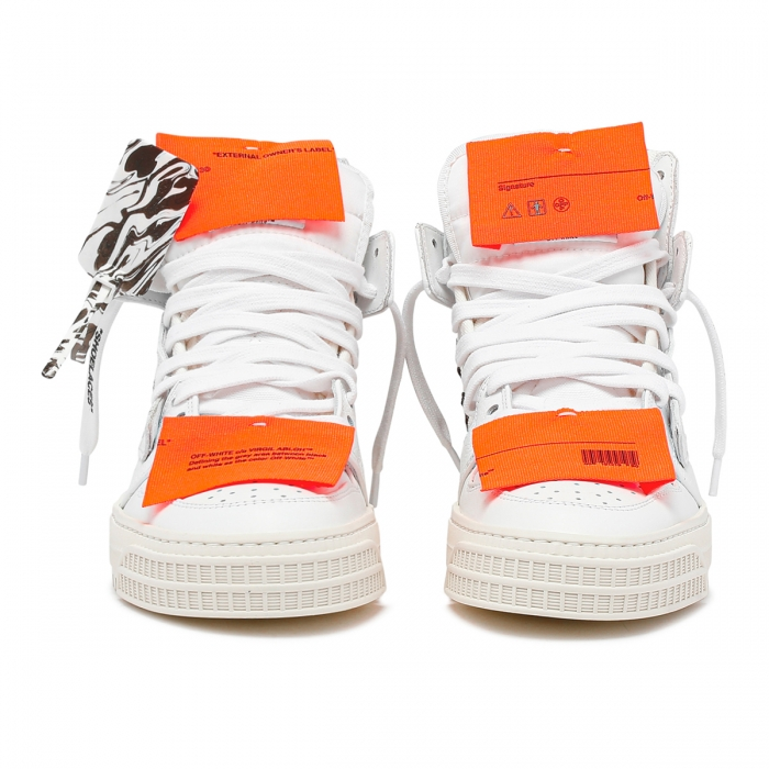 OFF-WHITE™ Off-Court 3.0 Lace-up Sneakers OWIA112F21LEA001 3