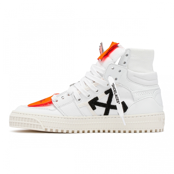 OFF-WHITE™ Off-Court 3.0 Lace-up Sneakers OWIA112F21LEA001 4
