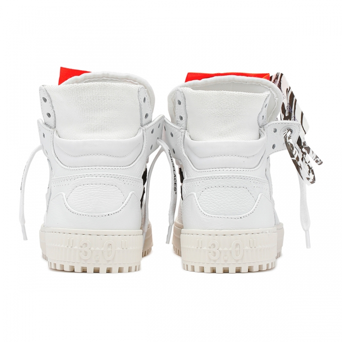 OFF-WHITE™ Off-Court 3.0 Lace-up Sneakers OWIA112F21LEA001 5