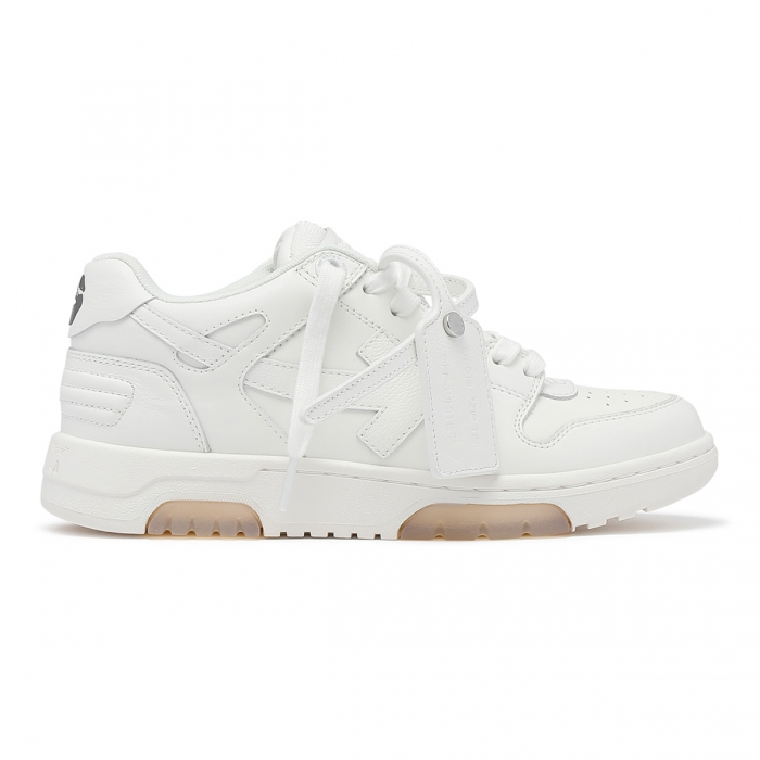 OFF-WHITE™ White Out of Office Sneakers OWIA259F21LEA001 2