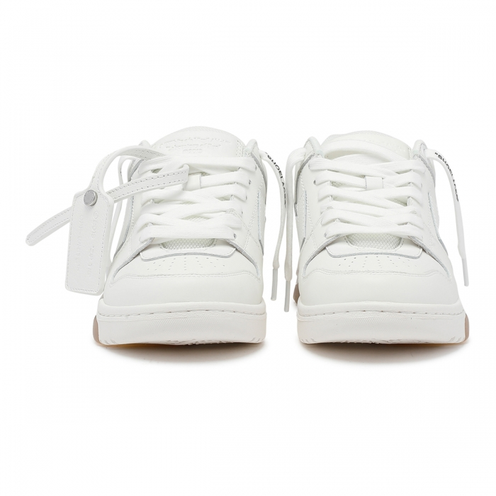 OFF-WHITE™ White Out of Office Sneakers OWIA259F21LEA001 3