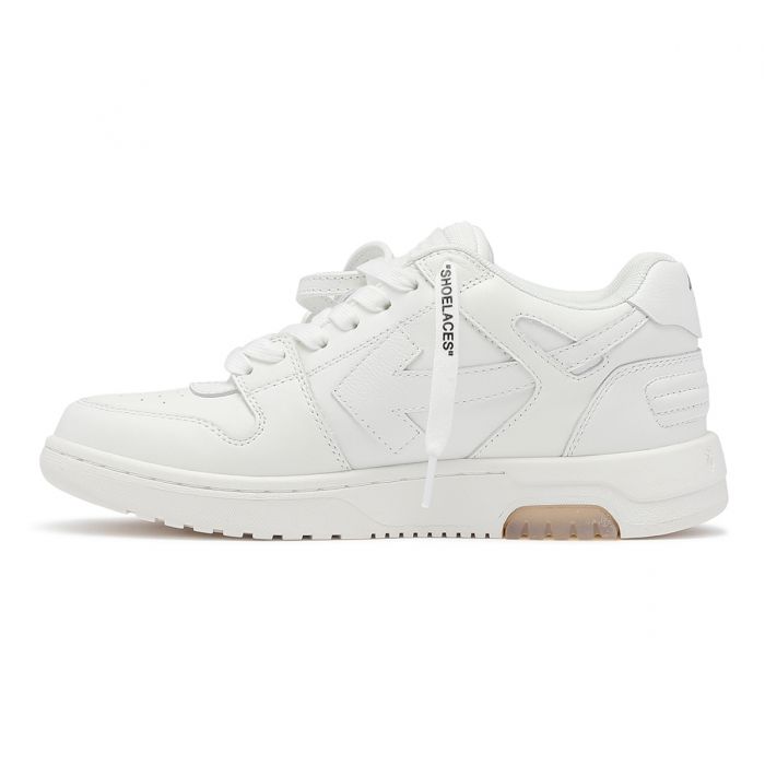 OFF-WHITE™ White Out of Office Sneakers OWIA259F21LEA001 4