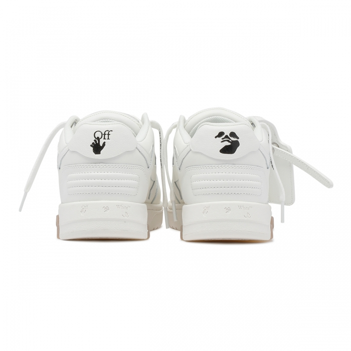 OFF-WHITE™ White Out of Office Sneakers OWIA259F21LEA001 5