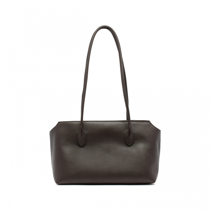 THE ROW Terrasse Brown Leather Bag W1292 2