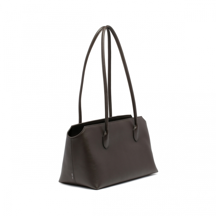 THE ROW Terrasse Brown Leather Bag W1292 3