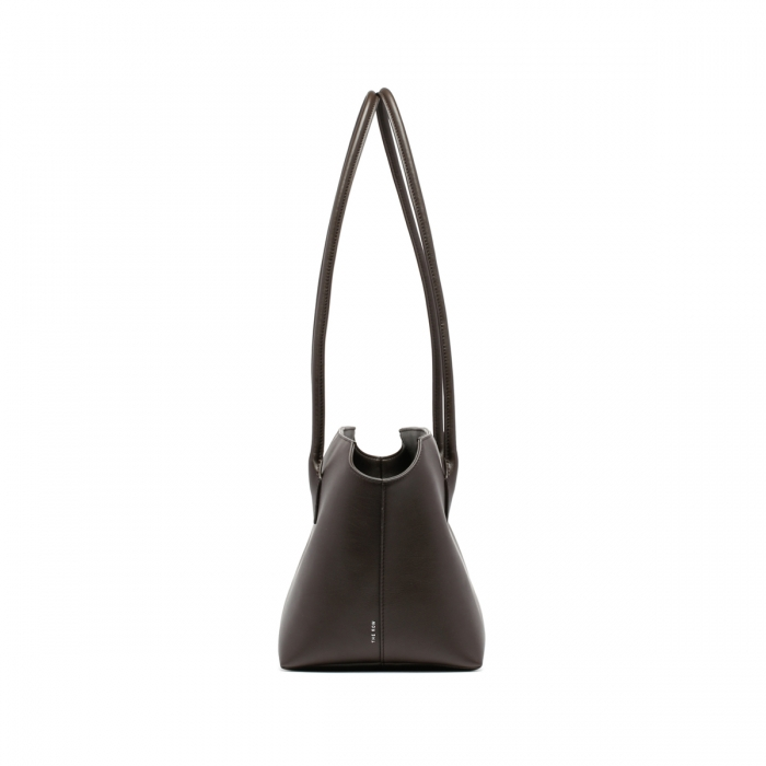 THE ROW Terrasse Brown Leather Bag W1292 4