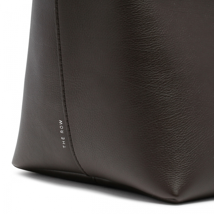 THE ROW Terrasse Brown Leather Bag W1292 6