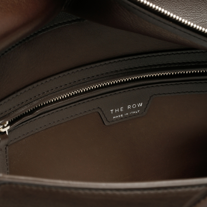 THE ROW Terrasse Brown Leather Bag W1292 7