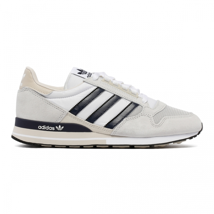 ADIDAS White ZX 500 Sneakers FX6908 2