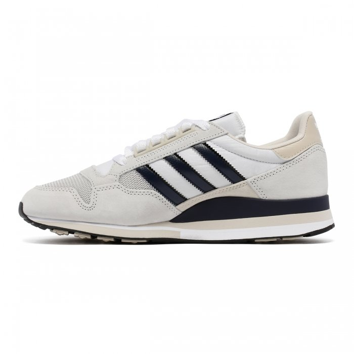 ADIDAS White ZX 500 Sneakers FX6908 4