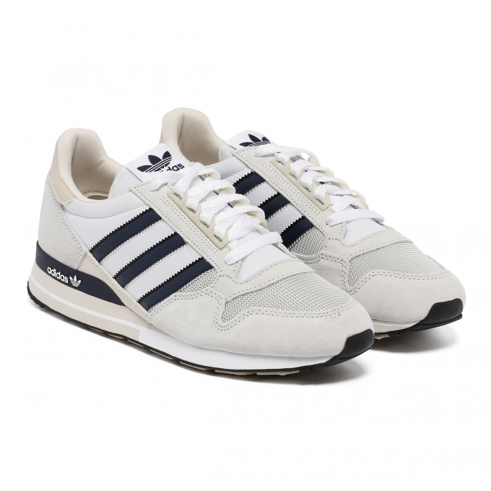 ADIDAS White ZX 500 Sneakers FX6908 6