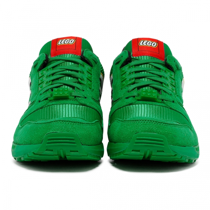 ADIDAS Green ZX 8000 Lego Sneakers FY7082 3