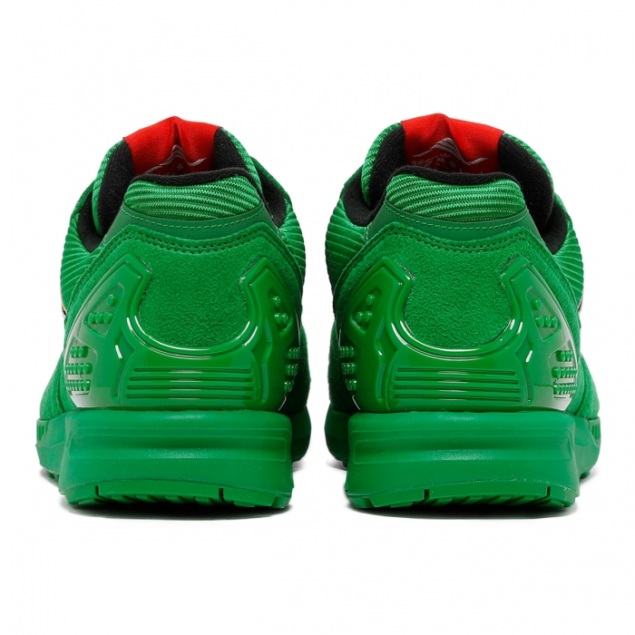 ADIDAS Green ZX 8000 Lego Sneakers FY7082 5