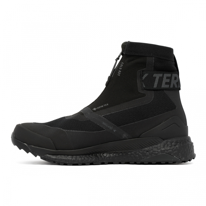 ADIDAS Black Cold.Rdy Hiking Shoes GZ9820 4
