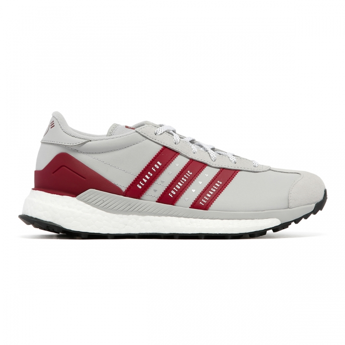 ADIDAS Country Gray Burgundy Sneakers S42974 2