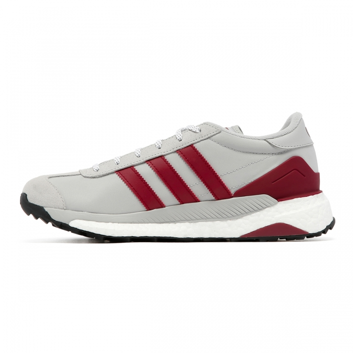 ADIDAS Country Gray Burgundy Sneakers S42974 4