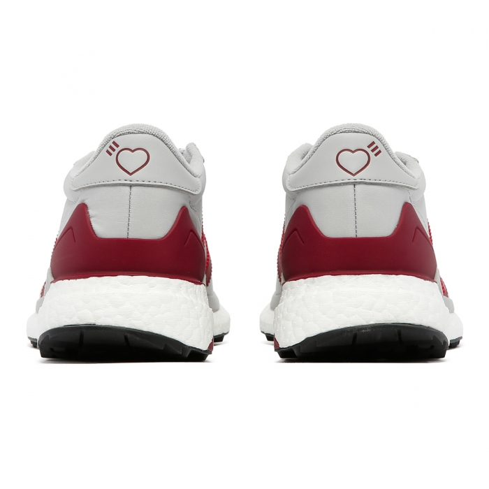 ADIDAS Country Gray Burgundy Sneakers S42974 5
