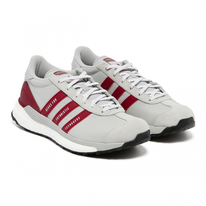 ADIDAS Country Gray Burgundy Sneakers S42974 6
