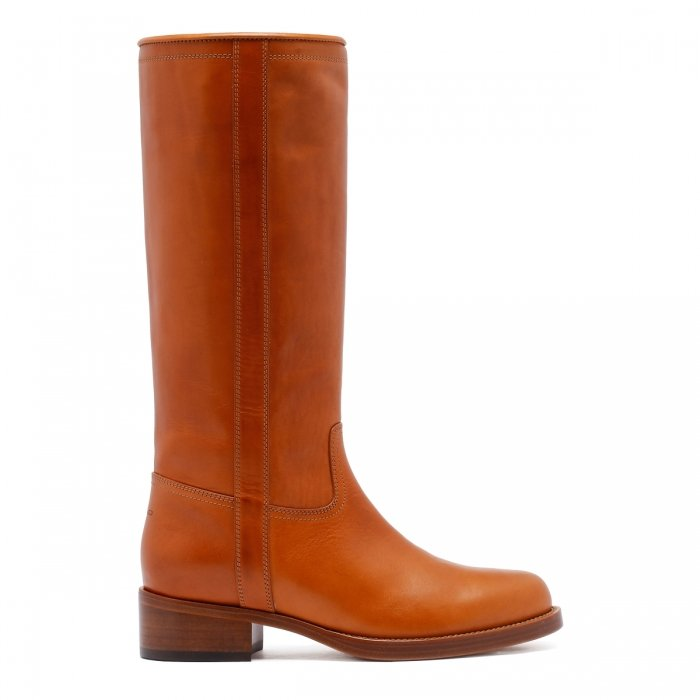 ETRO Brown Leather Boots 13447 2