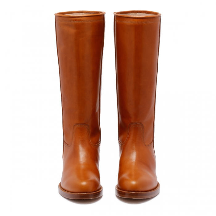 ETRO Brown Leather Boots 13447 3