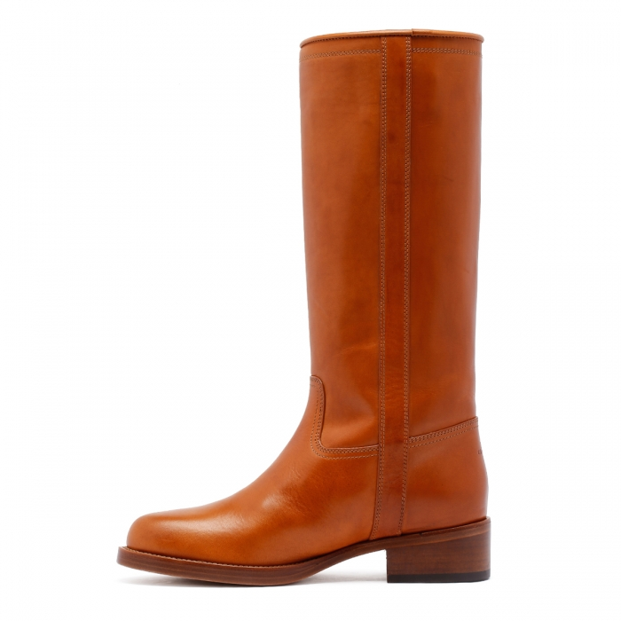 ETRO Brown Leather Boots 13447 4