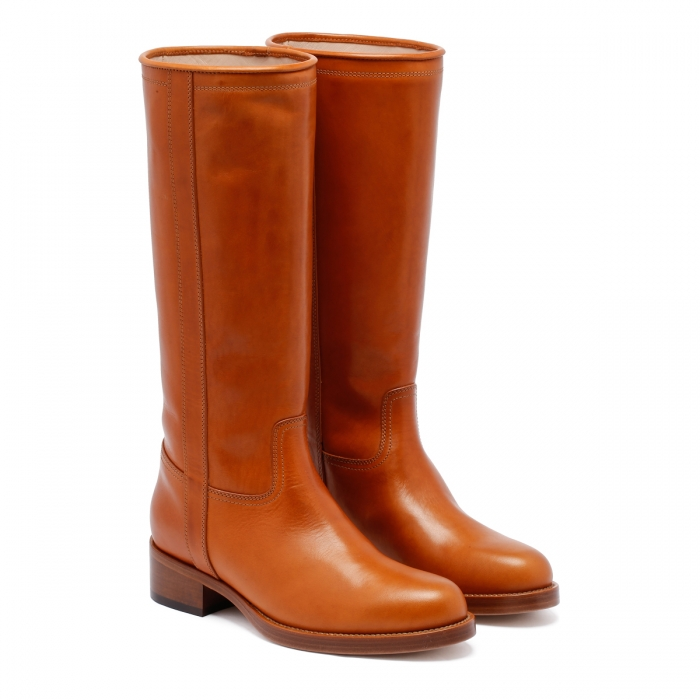 ETRO Brown Leather Boots 13447 6