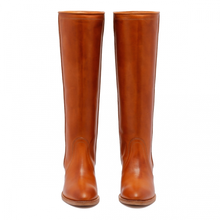 ETRO Brown Leather Boots 13712 3
