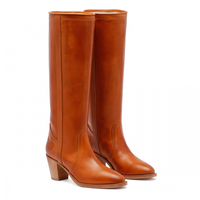 ETRO Brown Leather Boots 13712 6