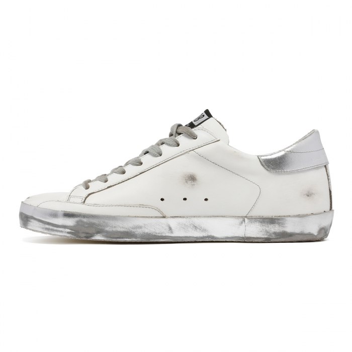 GOLDEN GOOSE White Super-Star sneakers GMF00101.F000314.80185 4