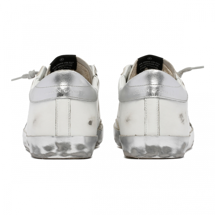 GOLDEN GOOSE White Super-Star sneakers GMF00101.F000314.80185 5