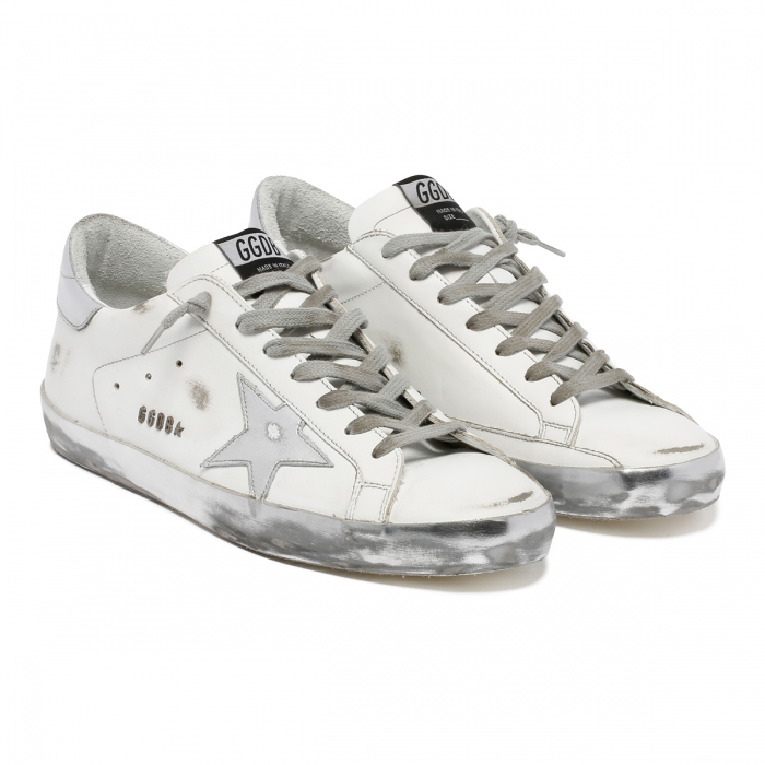 GOLDEN GOOSE White Super-Star sneakers GMF00101.F000314.80185 6