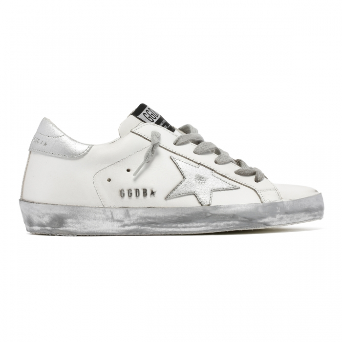 GOLDEN GOOSE Superstar Leather Sneakers GWF00101.F000314.80185 2