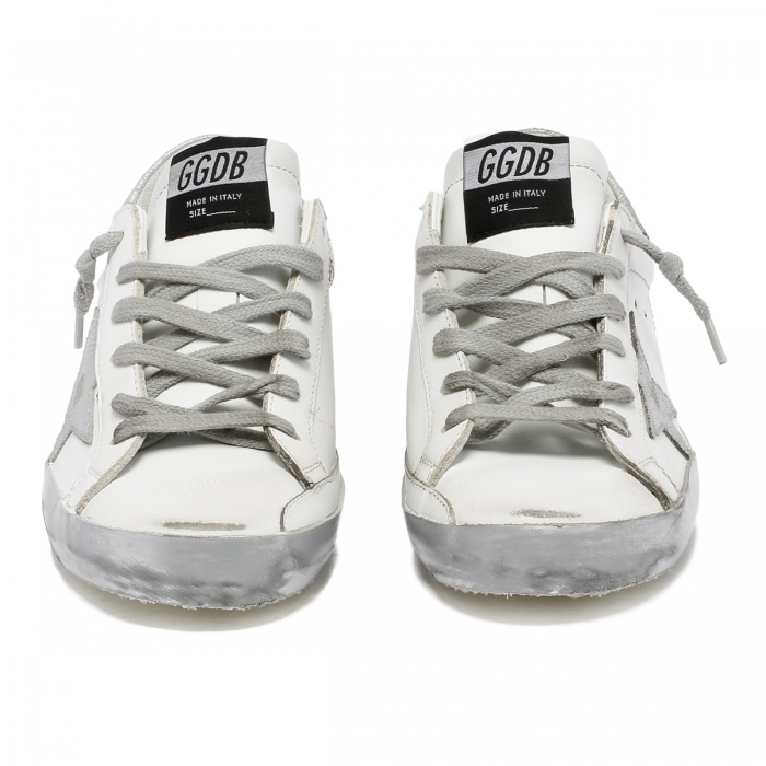 GOLDEN GOOSE Superstar Leather Sneakers GWF00101.F000314.80185 3