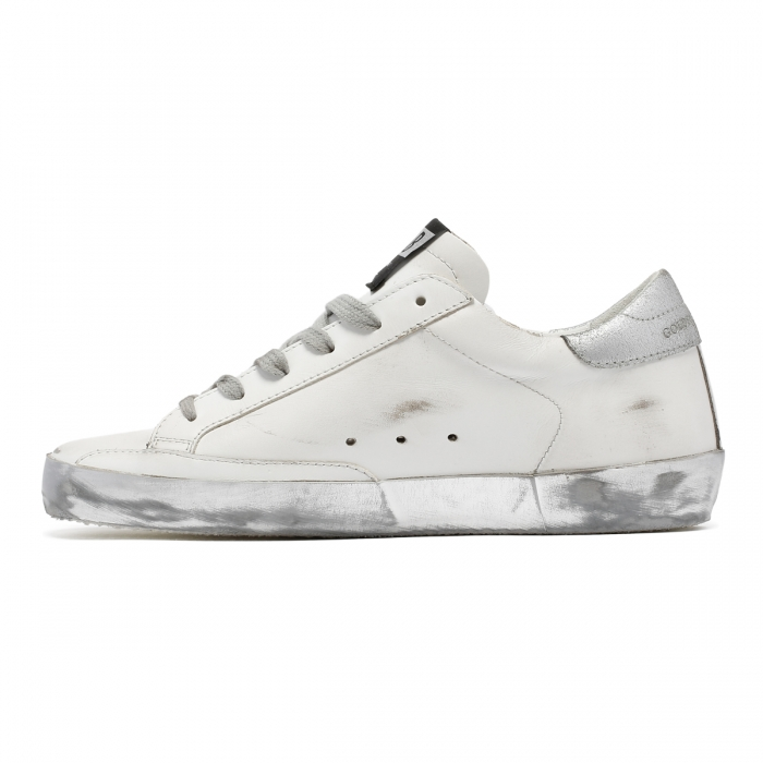 GOLDEN GOOSE Superstar Leather Sneakers GWF00101.F000314.80185 4