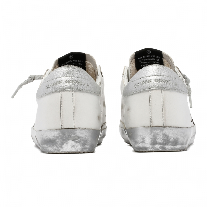 GOLDEN GOOSE Superstar Leather Sneakers GWF00101.F000314.80185 5