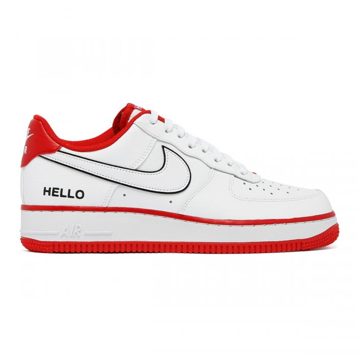 NIKE White Air Force 1 Sneakers CZ0327 2