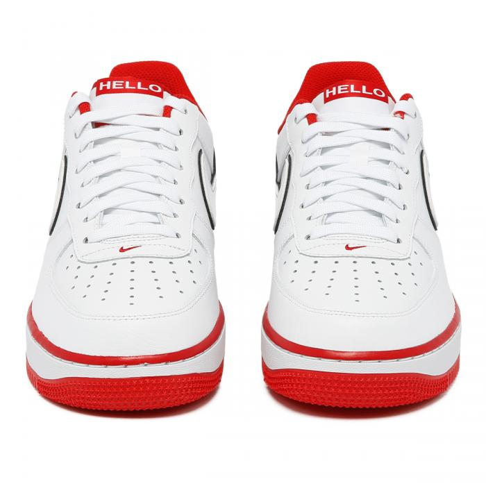 NIKE White Air Force 1 Sneakers CZ0327 3
