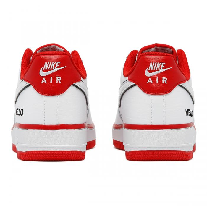 NIKE White Air Force 1 Sneakers CZ0327 5