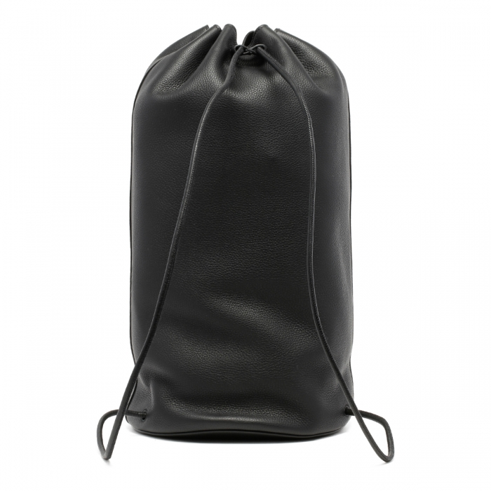 THE ROW Massimo Black Leather Backpack W1282 5